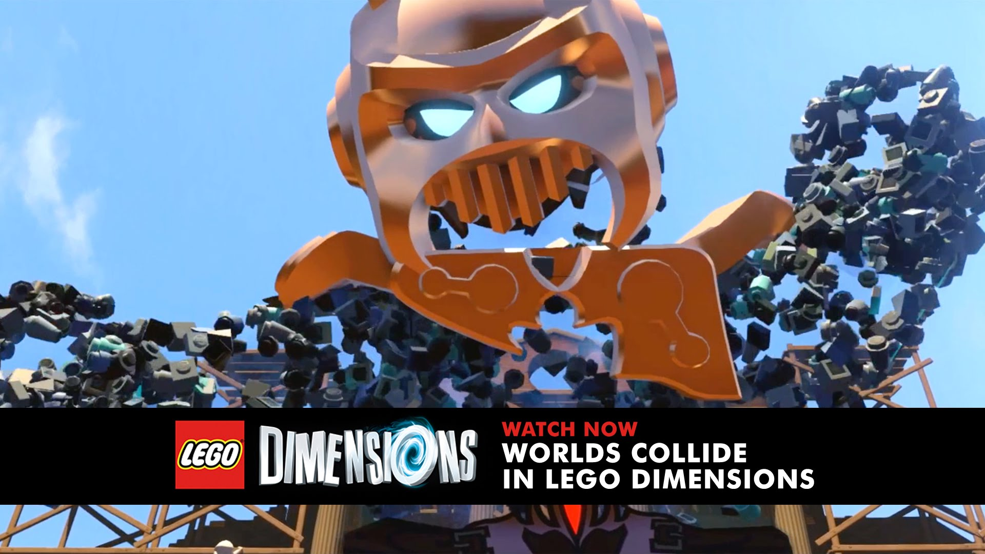 Official Story Trailer: Worlds Collide in LEGO Dimensions