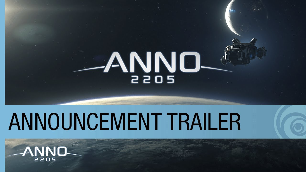 Anno 2205 E3 Announcement Trailer [US]