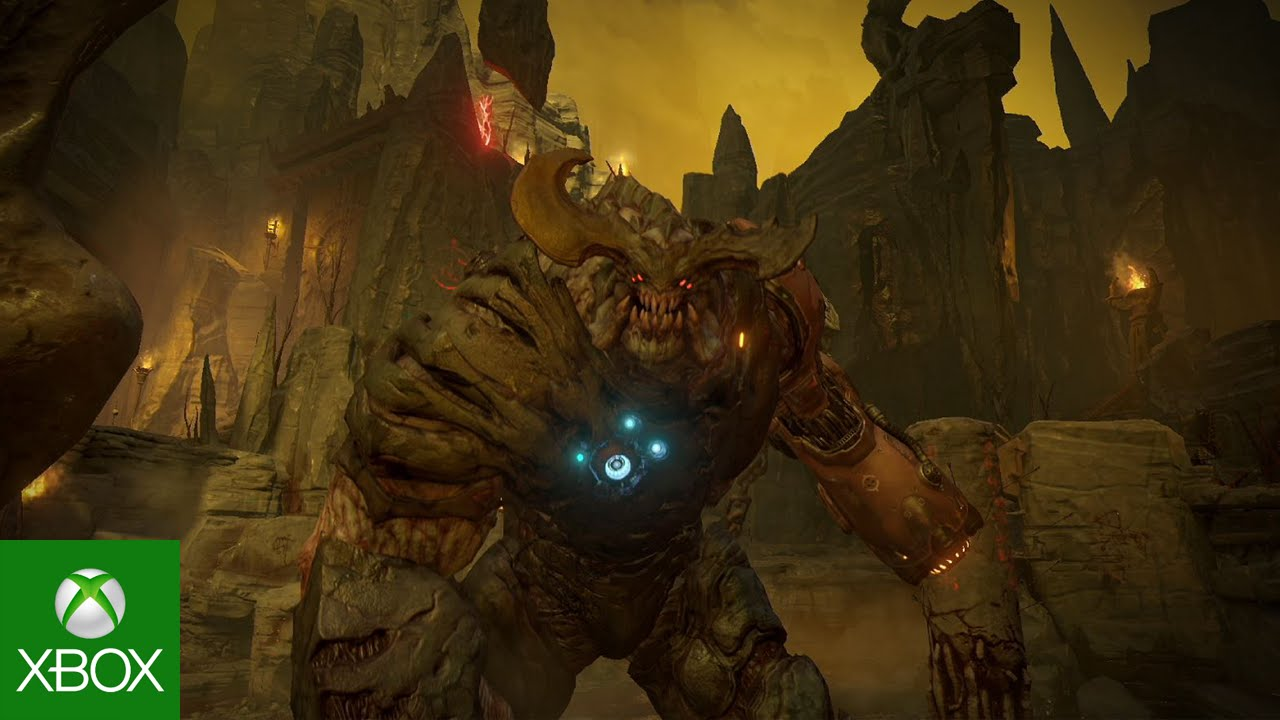 Doom - Gameplay Trailer