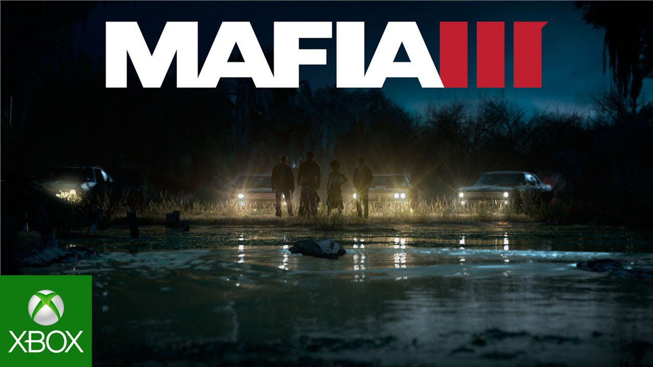 Mafia III Worldwide Reveal Trailer