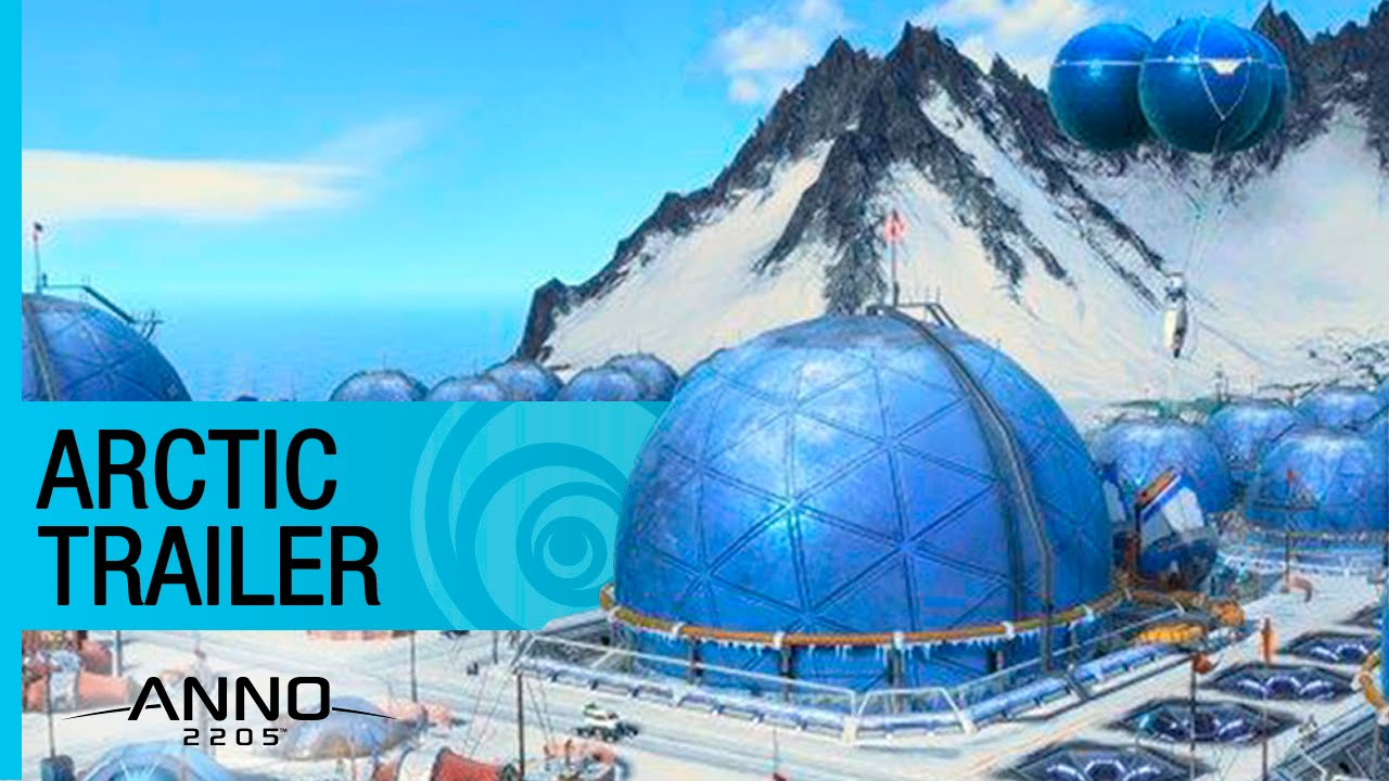 Anno 2205 Arctic Trailer [US]