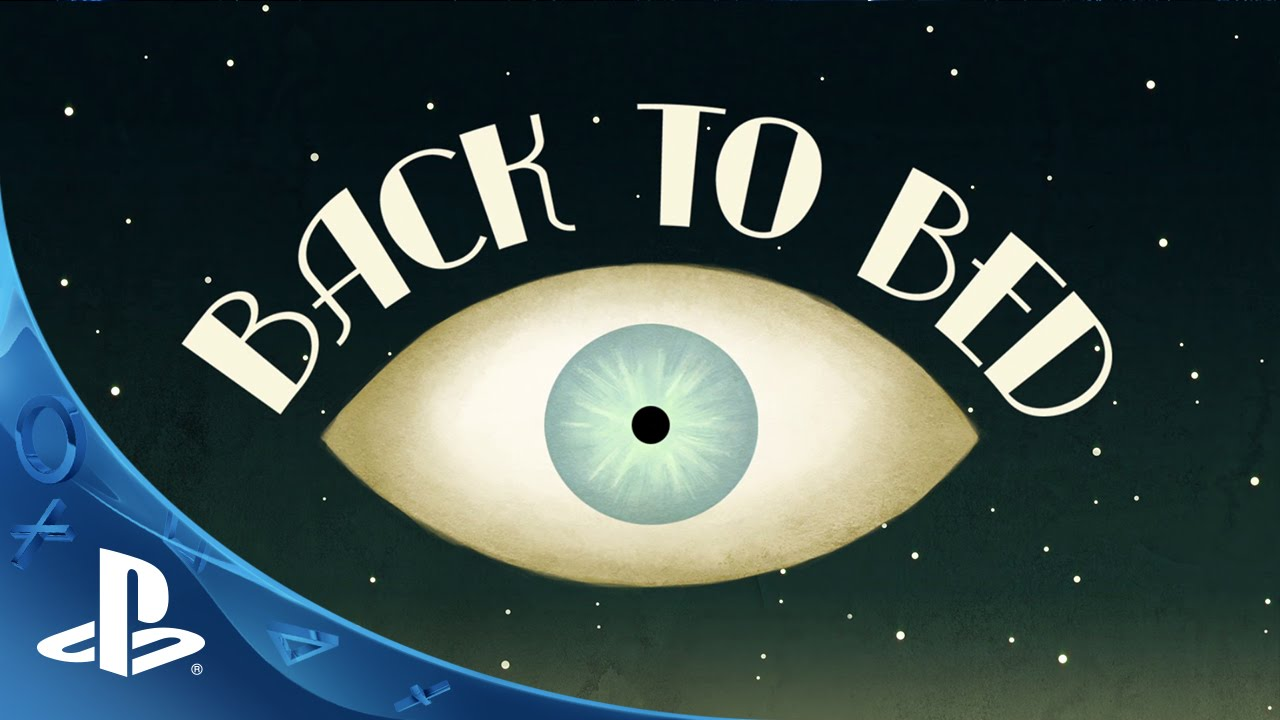 Back to Bed - Gameplay Trailer | PS4, PS3 & PS Vita