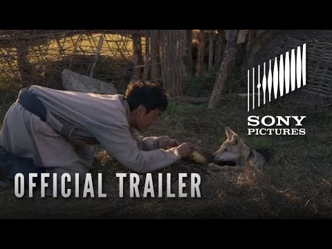Wolf Totem - Official Trailer - In Theaters September
