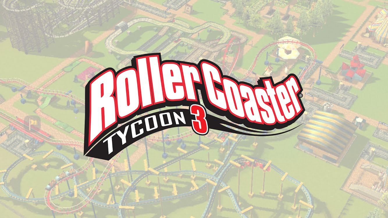 Rollercoaster Tycoon 3 - iOS - Launch Trailer