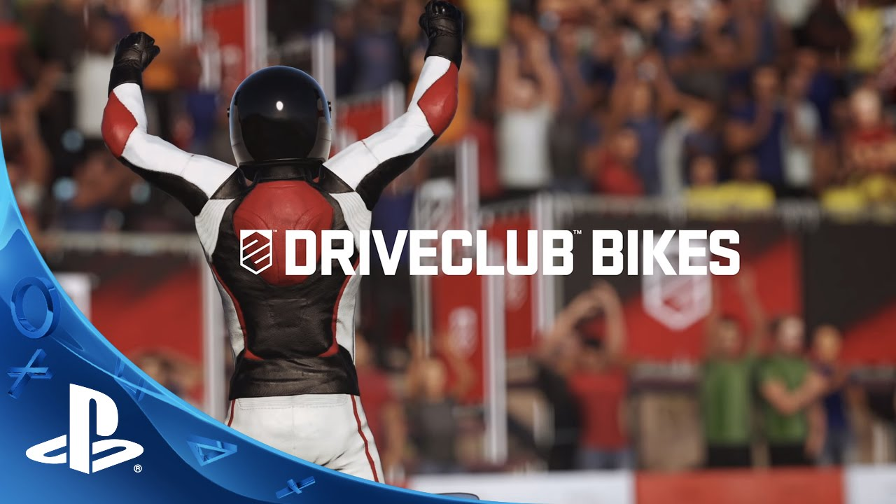 DRIVECLUB BIKES - Launch Trailer