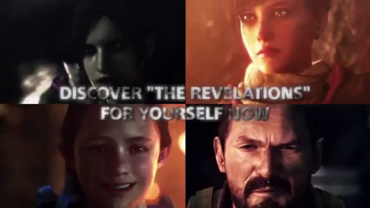 Resident Evil™ Revelations 2 - Release Date Trailer | PS Vita