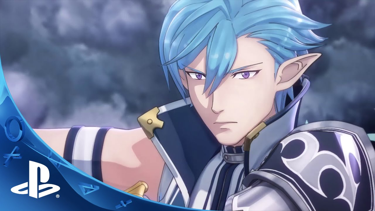 Sword Art Online: Lost Song - Launch Trailer