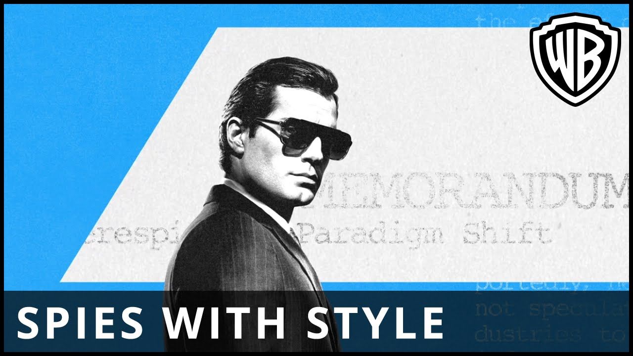 The Man From U.N.C.L.E. - Spies with Style - Official Warner Bros.