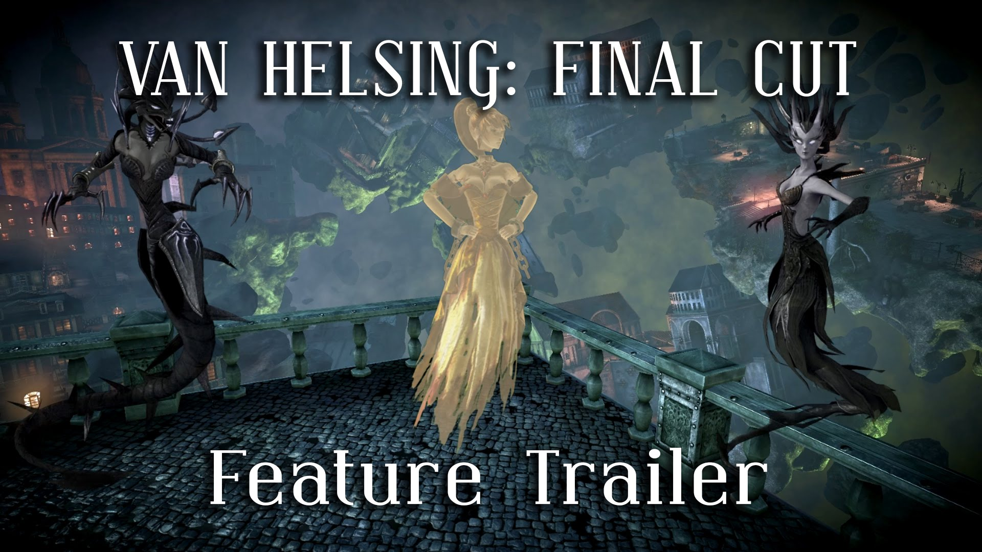 The Incredible Adventures of Van Helsing: Final Cut - Feature Trailer