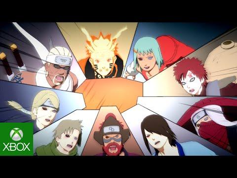 Naruto Shippuden: Ultimate Ninja Storm 4 - Opening Animation