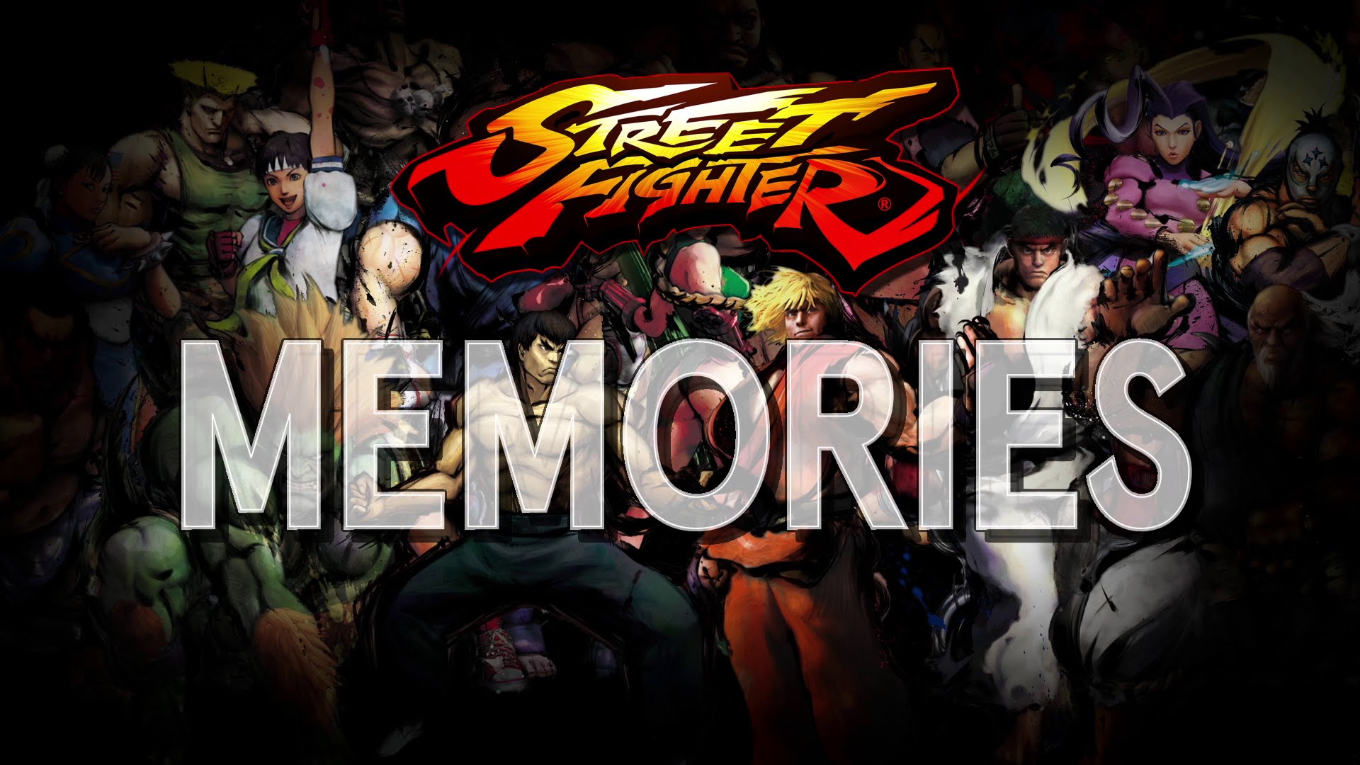 Street Fighter Memories