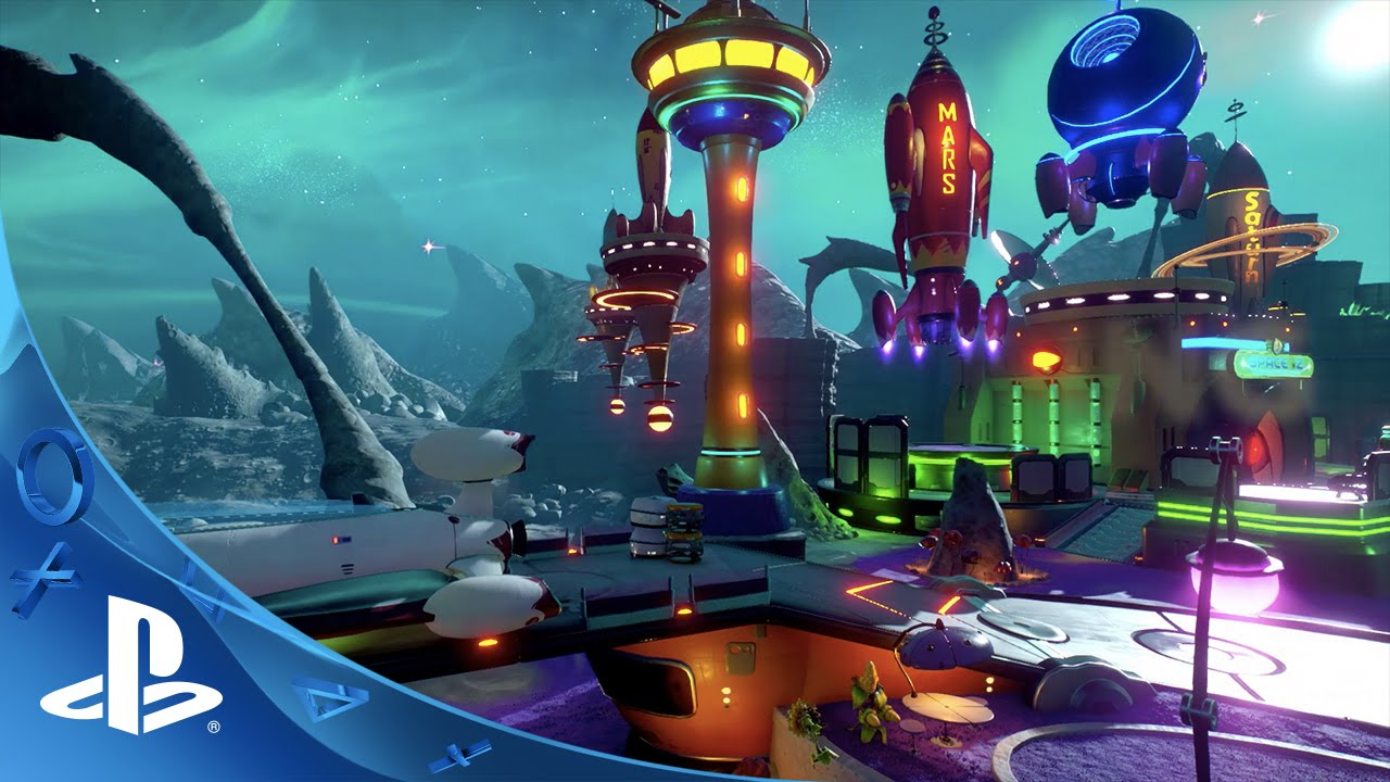 Plants vs. Zombies Garden Warfare 2 - 12 New Maps Trailer