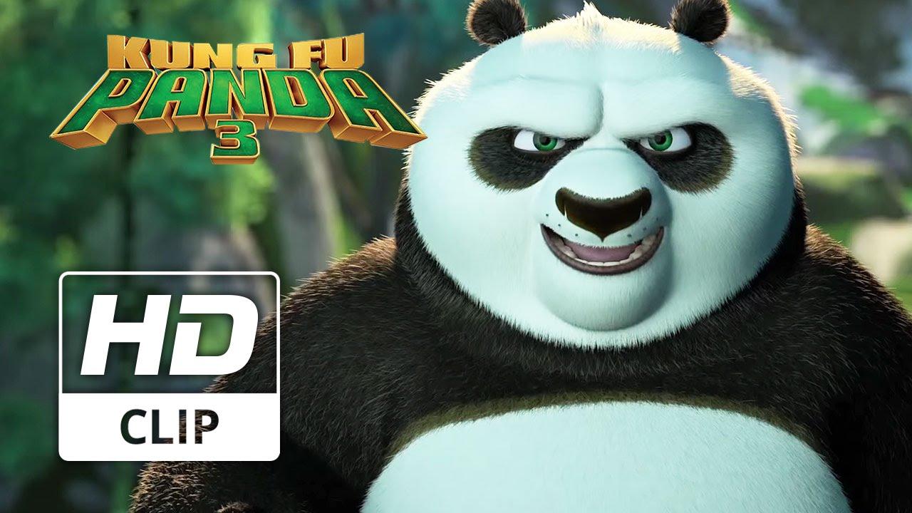 "Kung Fu Panda 3 | ""Po Teaches Dim & Sum Kung Fu"""