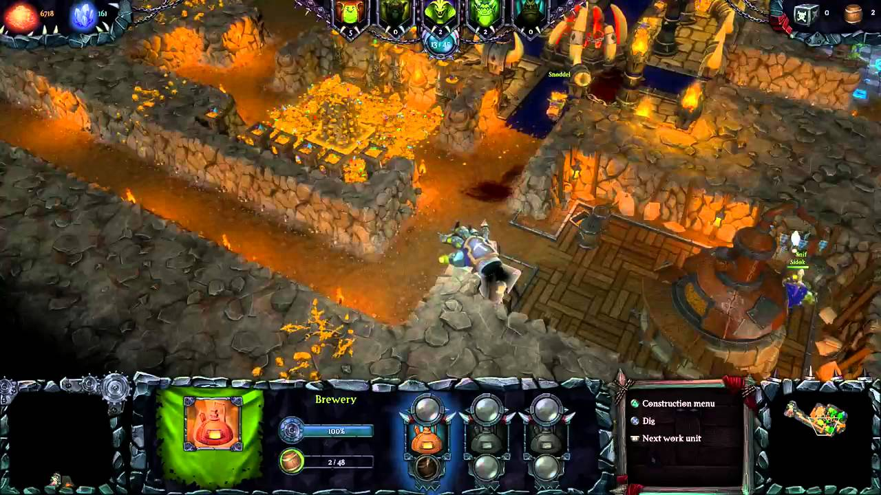 First ever DUNGEONS 2 Gameplay on PlayStation®4  - One hour Developer Walkthrough