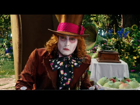 Alice Through the Looking Glass Extended Spot