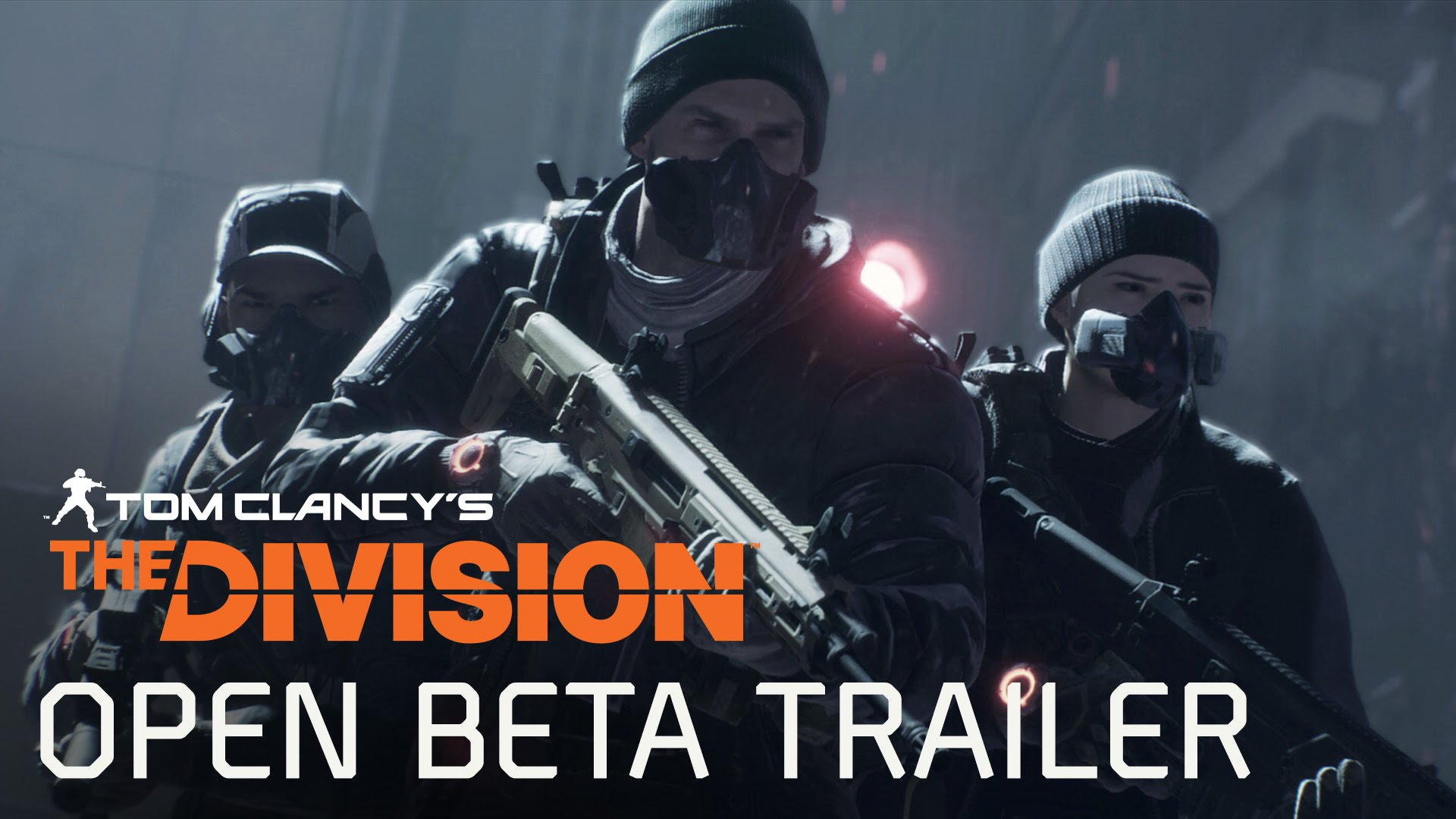 Tom Clancy's The Division - Open Beta Trailer [EUROPE]