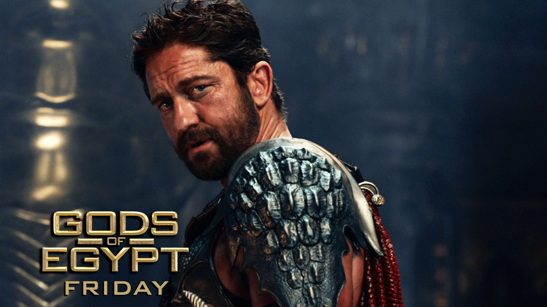 "Gods of Egypt (2016 Movie - Gerard Butler) Official TV Spot – ""God vs. God"""