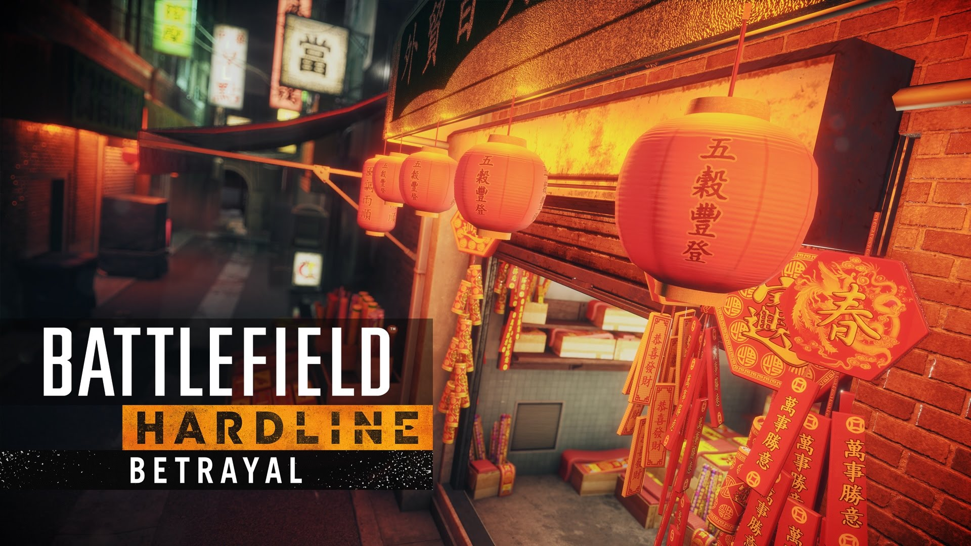 Battlefield Hardline: Betrayal - Behind the Scenes on Chinatown