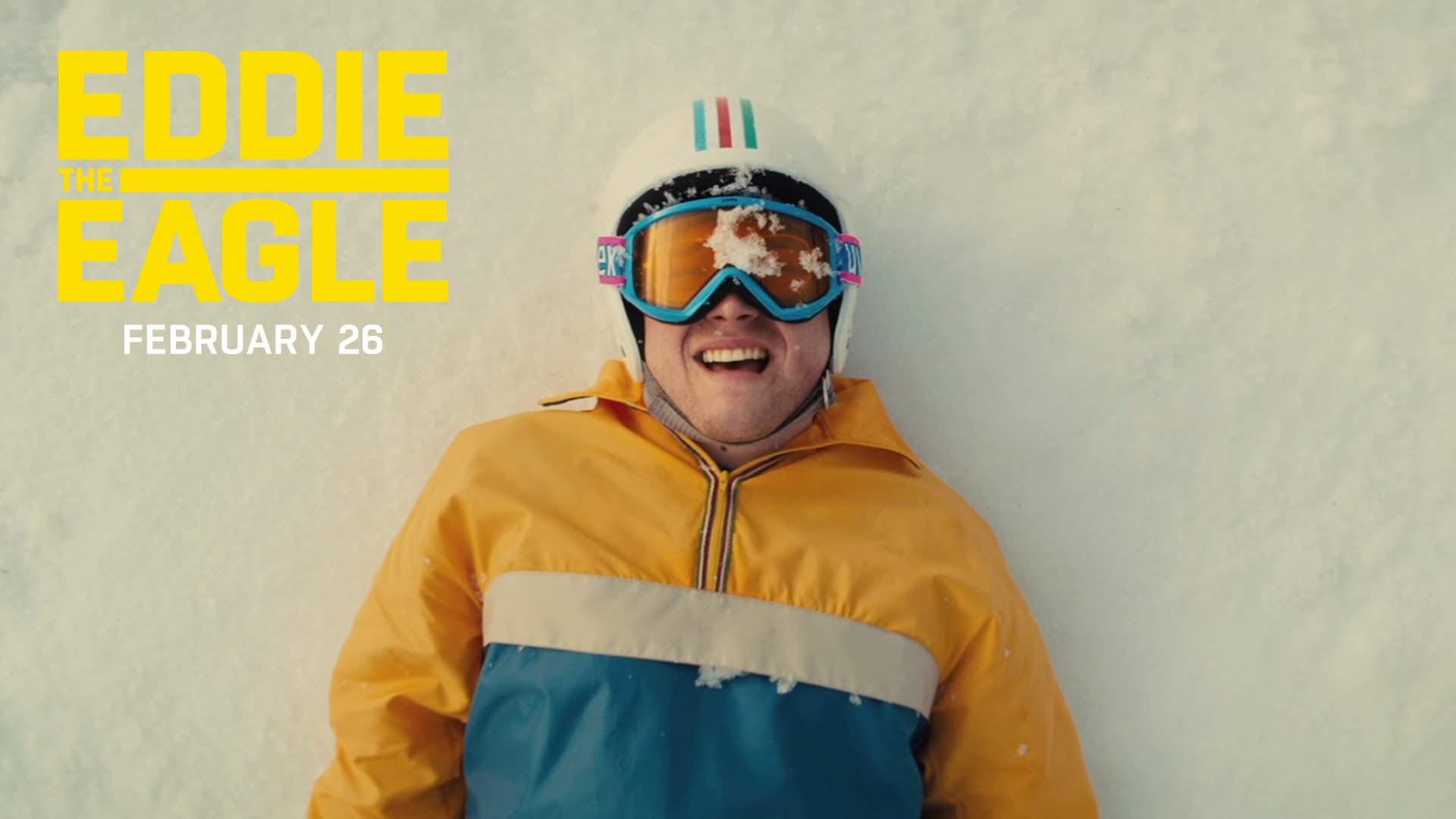 "Eddie the Eagle | ""Believe"" TV Commercial"
