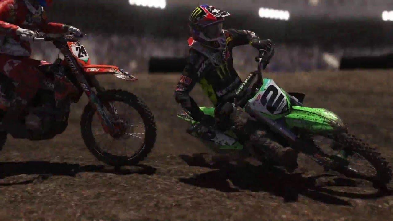 MXGP2 Stadium Trailer