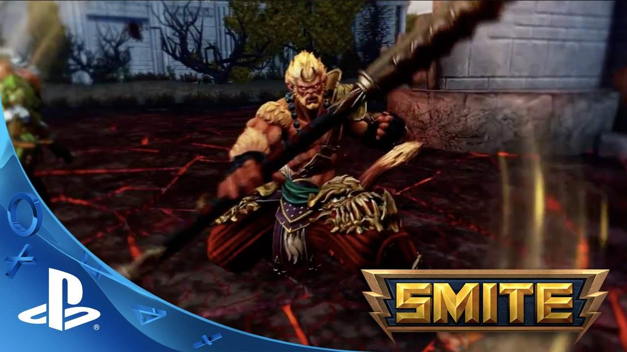 SMITE: Battleground of the Gods - Gameplay Trailer