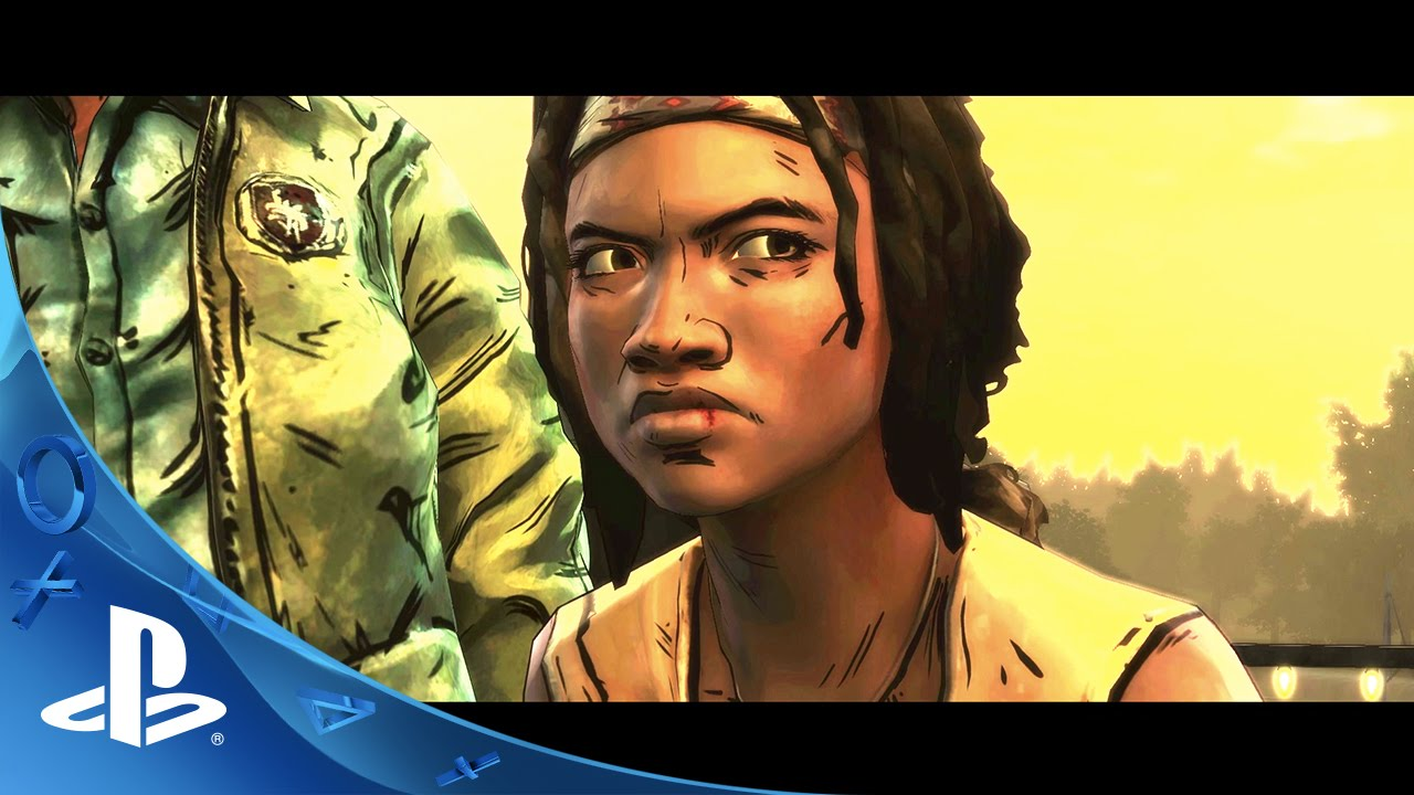 The Walking Dead: Michonne - A Telltale Miniseries Ep 1: In Too Deep - Launch Trailer