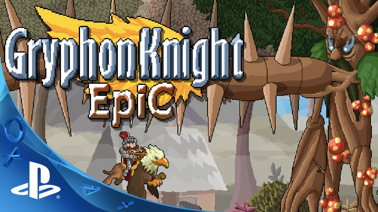 Gryphon Knight Epic - Launch Trailer