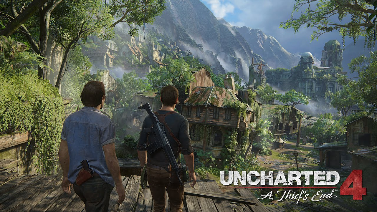 UNCHARTED 4: A Thief's End | Story Trailer Revealed