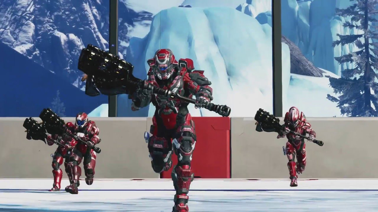 Halo 5 Guardians: Hammer Storm Launch Trailer