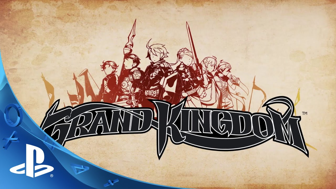 Grand Kingdom - Introduction Trailer