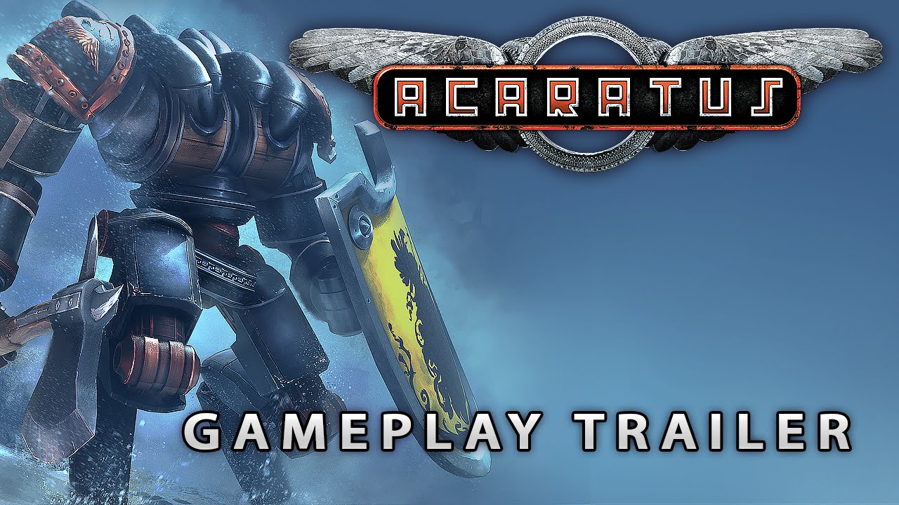Acaratus Gameplay Trailer