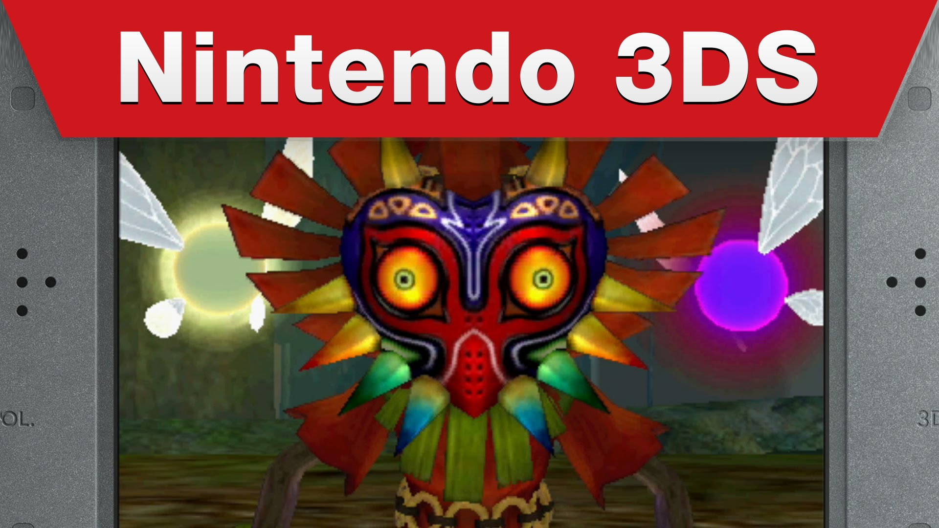 Hyrule Warriors Legends - Skull Kid Trailer