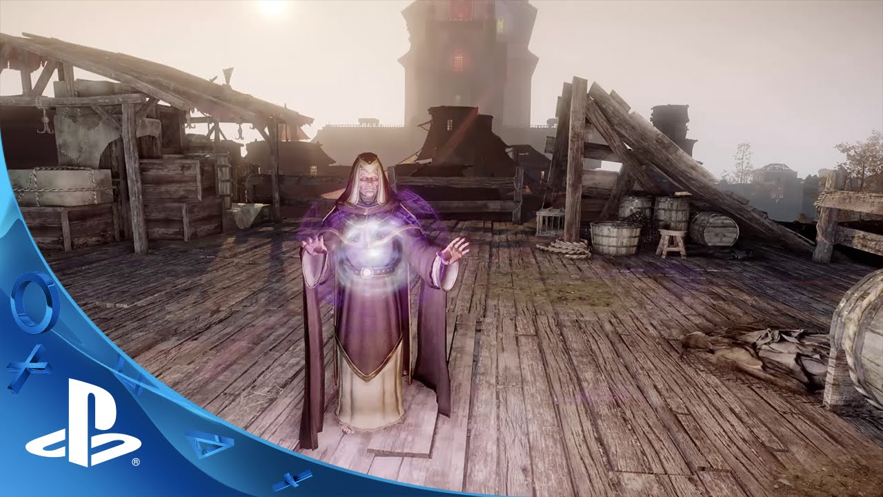 Lichdom: Battlemage - Spellcrafting  Overview Video