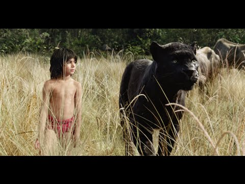 """Attention"" TV Spot – Disney's The Jungle Book"