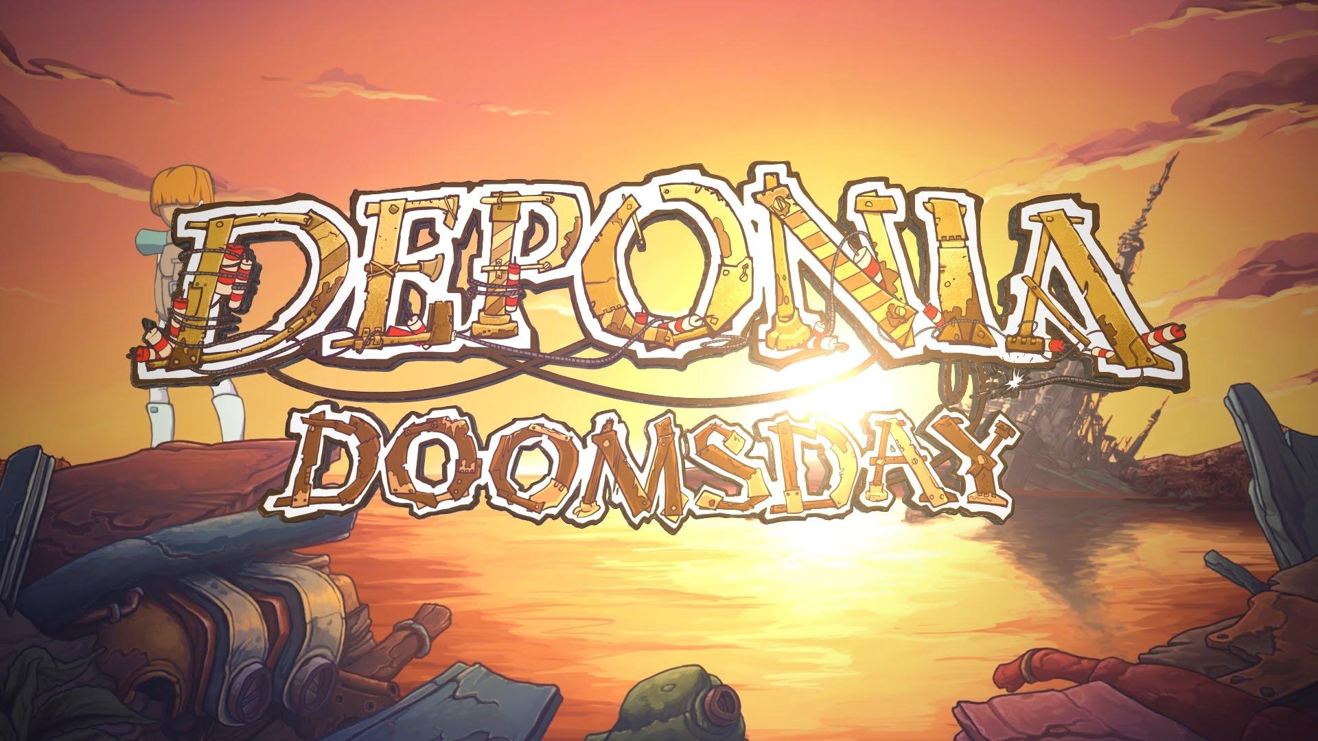 Deponia Doomsday Releasetrailer [GER]