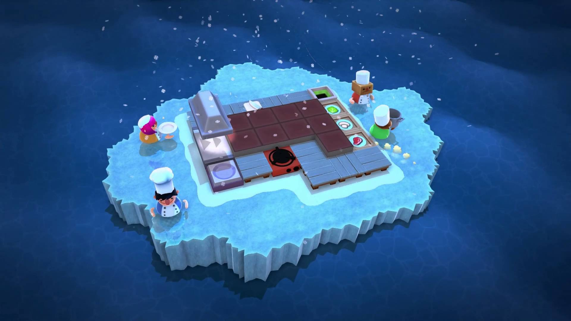 Overcooked | Gameplay trailer