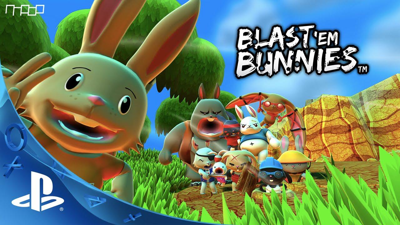 Blast 'Em Bunnies Trailer