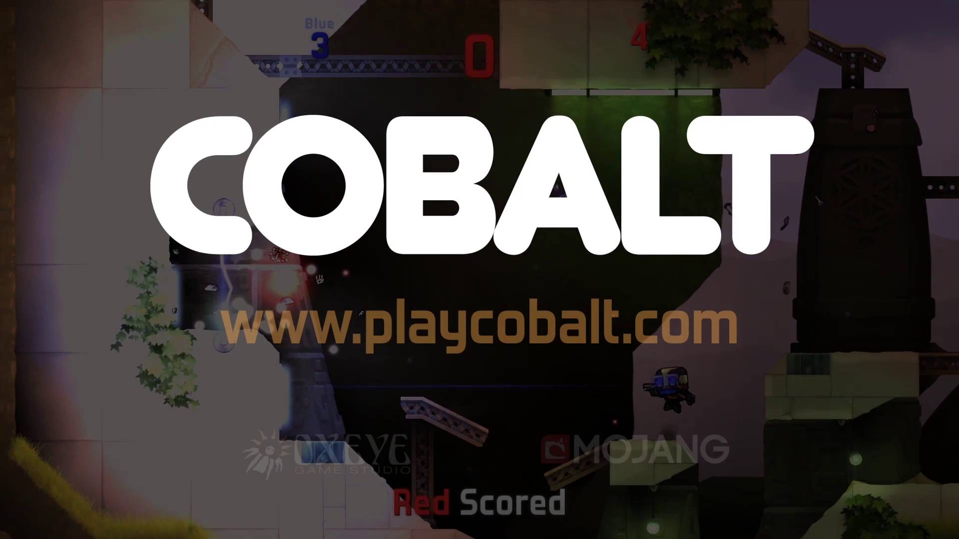 Cobalt Launch Trailer