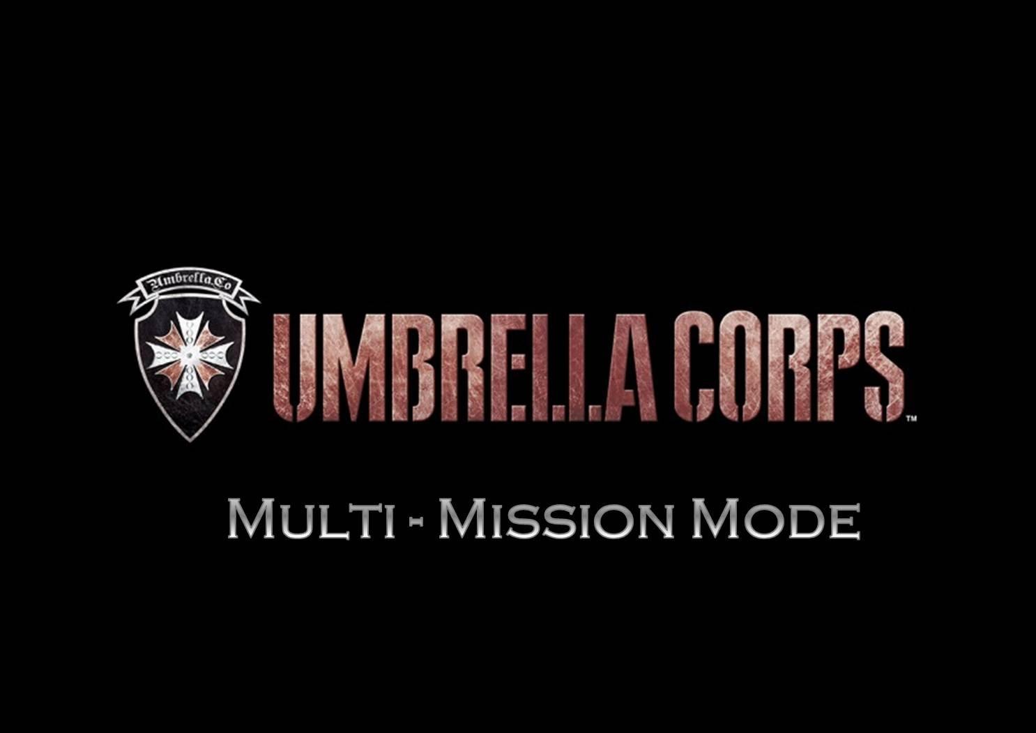 UMBRELLA CORPS - Introducing Multi-Mission Mode!