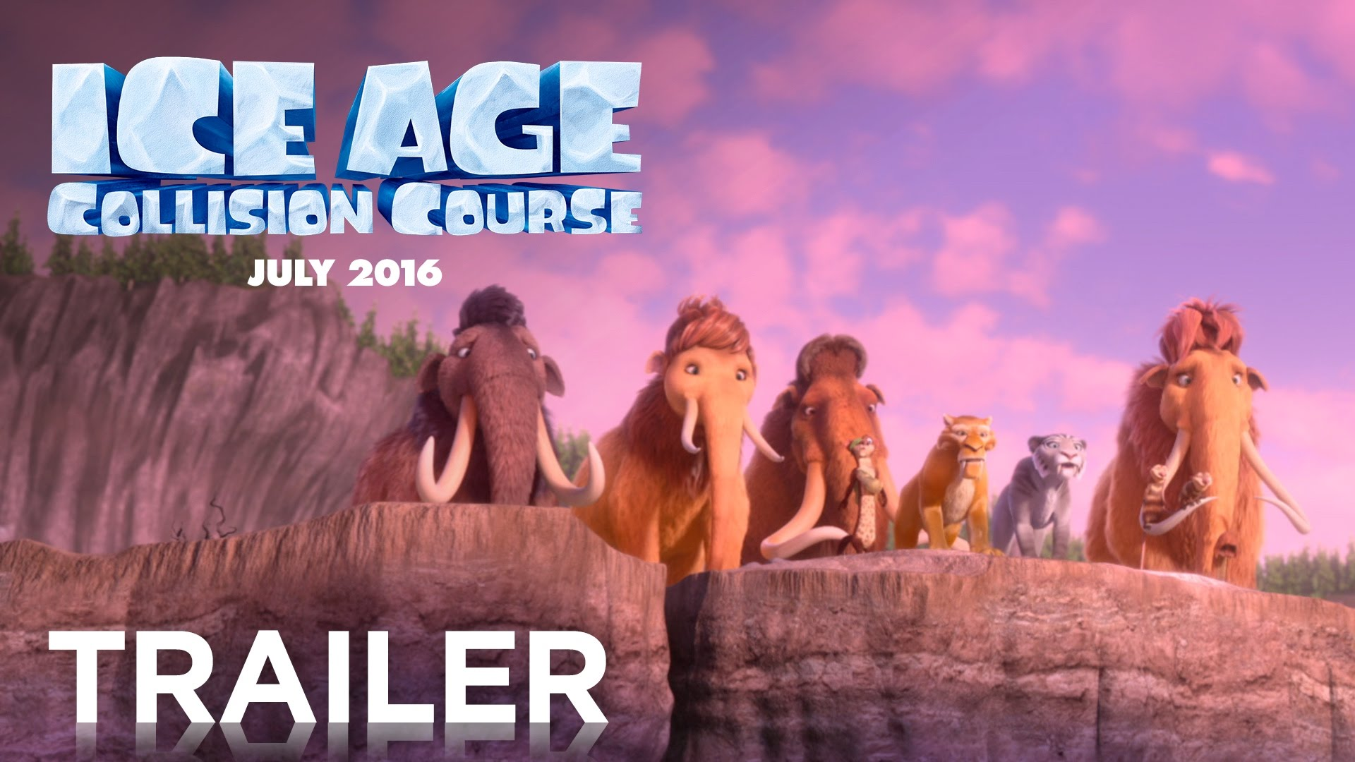 Ice Age: Collision Course | Official Trailer 2 [HD]