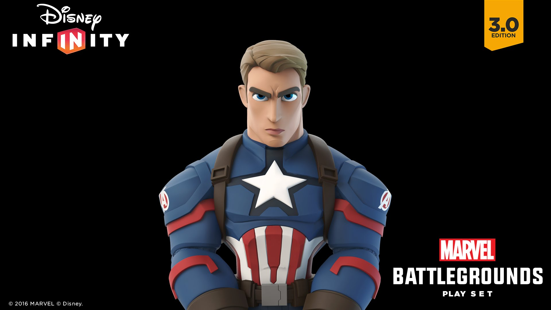 Marvel Battlegrounds Play Set Official Launch Trailer | Disney Infinity 3.0