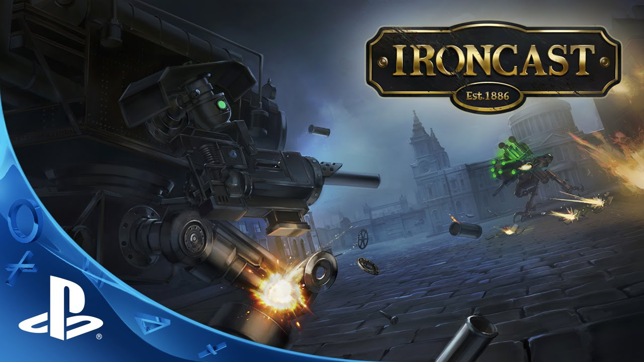 Ironcast Launch Trailer