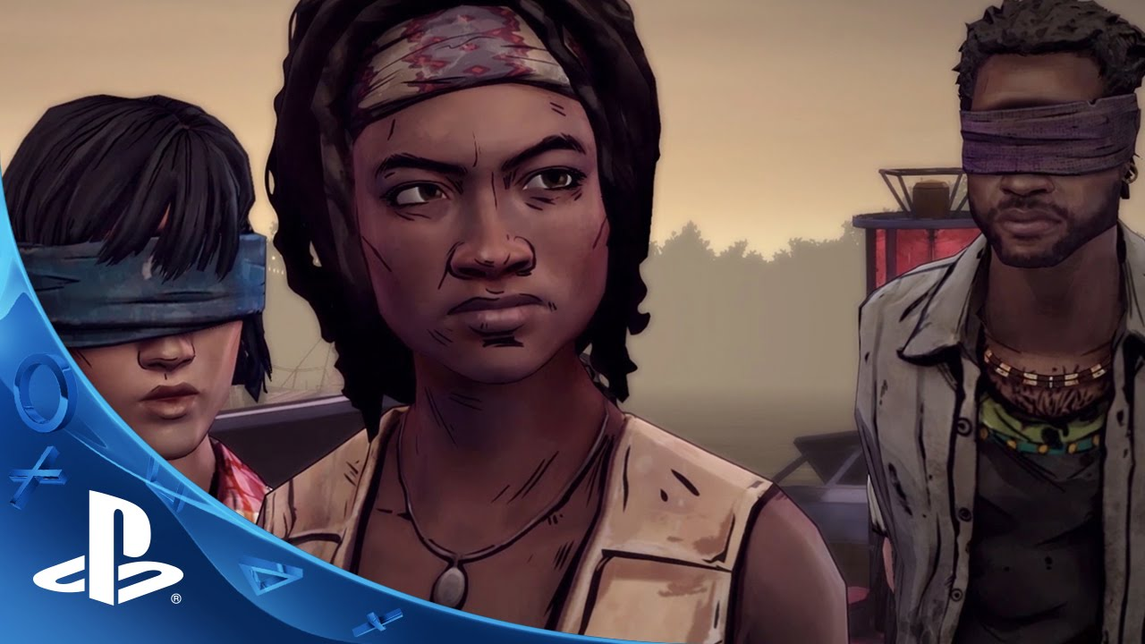 The Walking Dead: Michonne - A Telltale Miniseries – Behind the Scenes Trailer