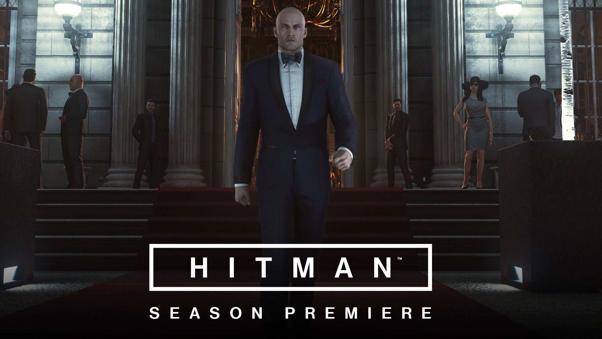 HITMAN - Season Premiere (March 11, 2016)