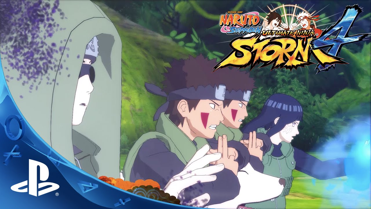 Naruto Shippuden: Ultimate Ninja Storm 4 - Shikamaru's Tale