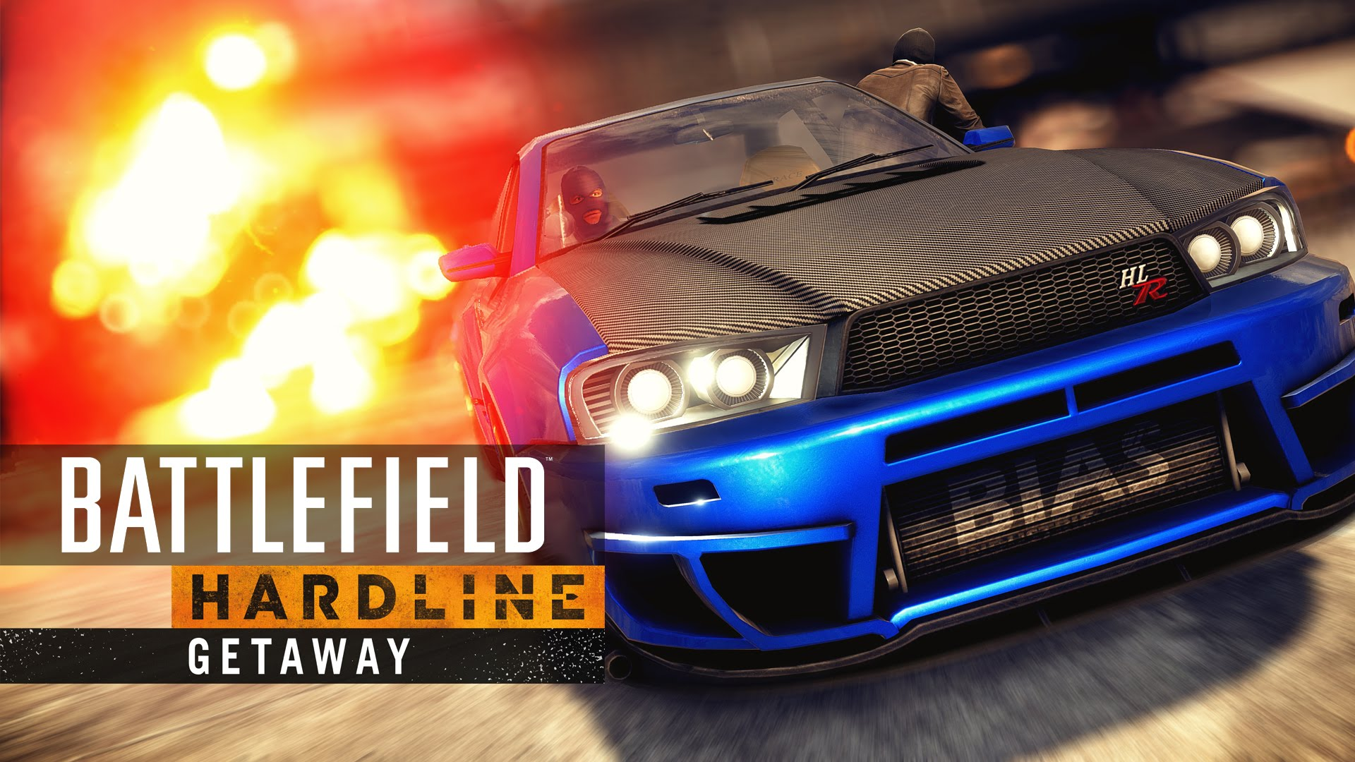Battlefield Hardline: Getaway Cinematic Trailer
