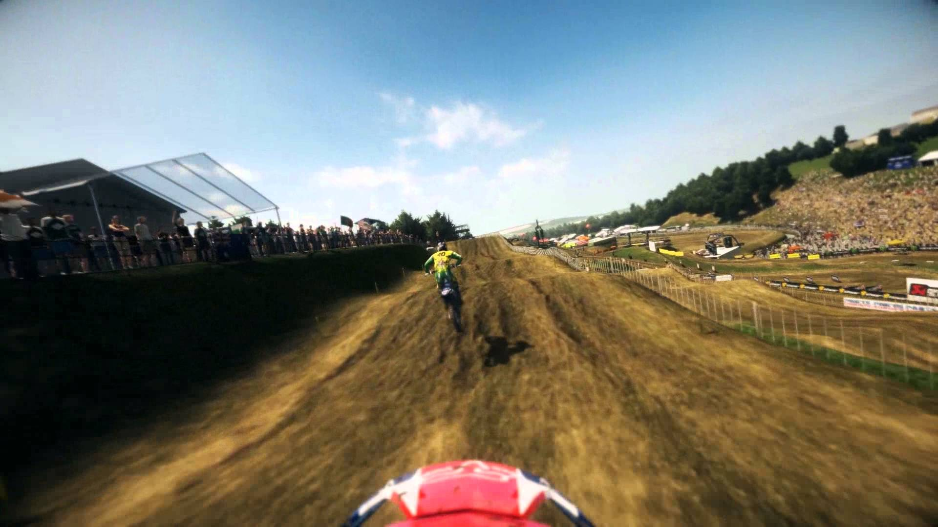 MXGP2 Motocross of Nations Trailer UK