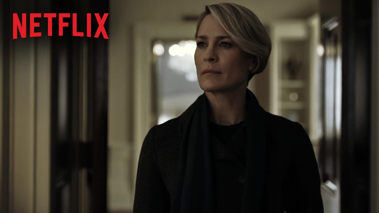 House of Cards - Scarf - Season 4 - Netflix [HD]