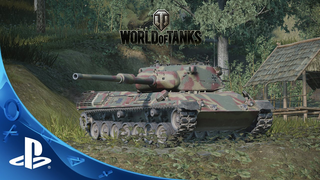 World of Tanks - Wolfpack Update Trailer