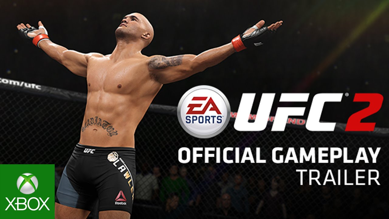 UFC 2 - Official Gameplay Trailer
